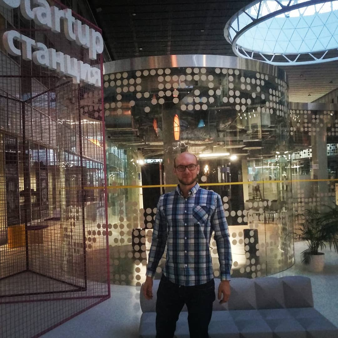 Myatov startup pitch