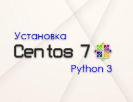centos-python3-install